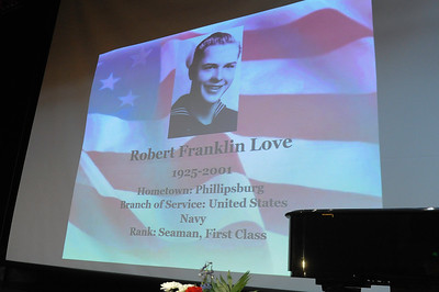 Phillipsburg area veterans honored in 20th annual tribute