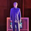 Baritone Chen-ye Yuan is Chou En-Lai in San Diego Opera's NIXON IN CHINA. March, 2015. Photo by Ken Howard.