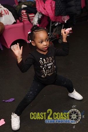 Niyah's 2nd birthday party