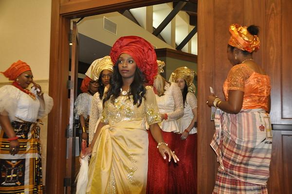 Nkechi & Cole's Ibu Mmai