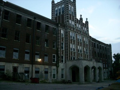 Waverly Hills Sanatorium - Louisville,Kentucky