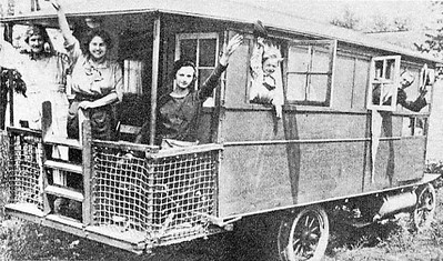 The First Motorhome