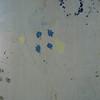 Four Blue Spots