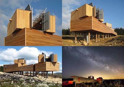 The Kielder Dark Skies Observatory