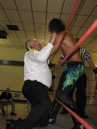 """The Shaft"" Bobby Ocean with Brian Reese vs. ""Instant Star"" Matt Taven"