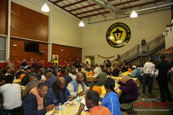 No Reservations Needed Food Drive  Atlanta Mission 2013 CME 3000014.jpg