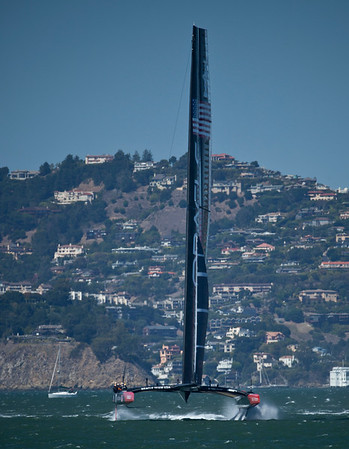 old americas cup