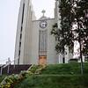 017 Church of Akureyri, Iceland