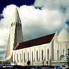 Church of Hallgrimur, Reykjavik