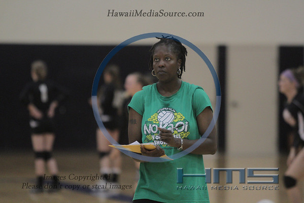 NoKaoi Volleyball Tournament 2012