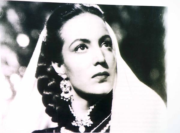 NoMaa's Centennial Tribute to Maria Felix