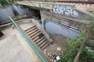 Boulevard Stairs