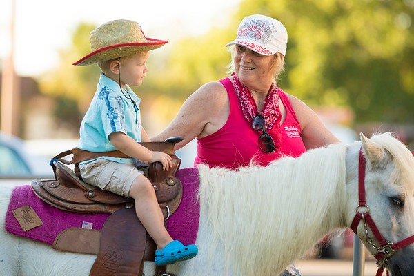 Pony Rides August 2016