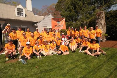 Noah's Ark Marathon Run 2012
