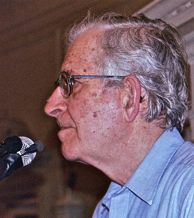 03.04.15 Noam Chomsky in Cambridge, MA
