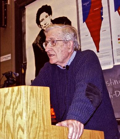 03.10.24 Noam Chomsky - Tribute for Edward Said at MIT