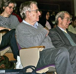 04.11.06 Noam Chomsky on Dual Occupations