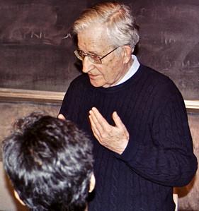 05.03.15 Noam Chomsky