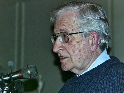 05.04.13 Noam Chomsky