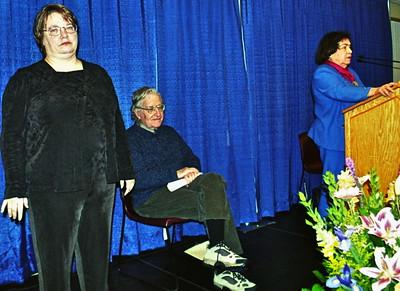 06.01.25 Noam Chomsky at UNE-Biddeford