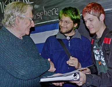 06.10.06 Noam Chomsky