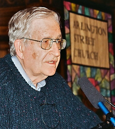 08.11.19 Noam Chomsky at the Arlington Street Church