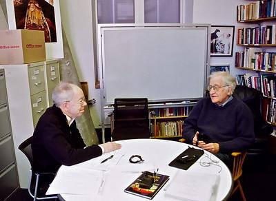 09.02.13 Lance Tapley interviews Noam Chomsky