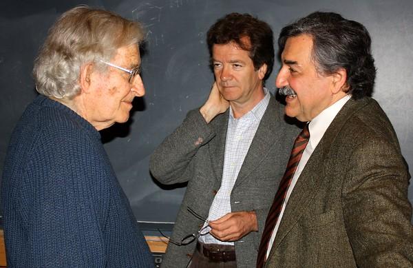 09.04.22 Noam Chomsky - Stephen Pfohl - Ali Banuazizi at Boston College