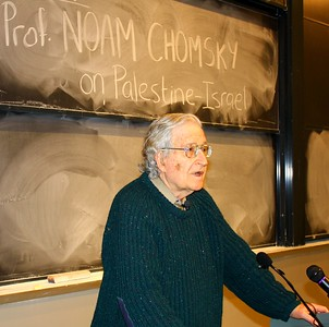 09.05.04 Noam Chomsky at MIT