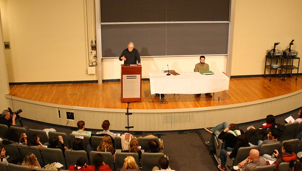10.03.02 Noam Chomsky at Boston University