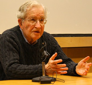 10.11.30 Noam Chomsky at MIT