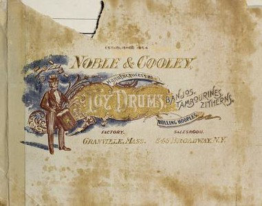 1901 (est.) Noble & Cooley Catalog