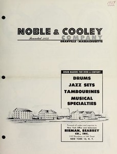 1959 Noble & Cooley Catalog