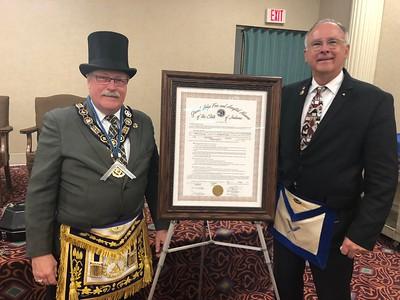 Noble Masonic Lodge No. 772 F & AM