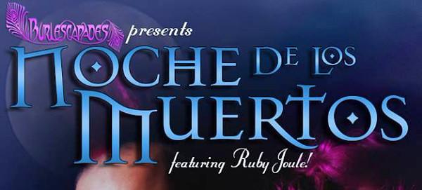 Noche de Los Muertos 2014