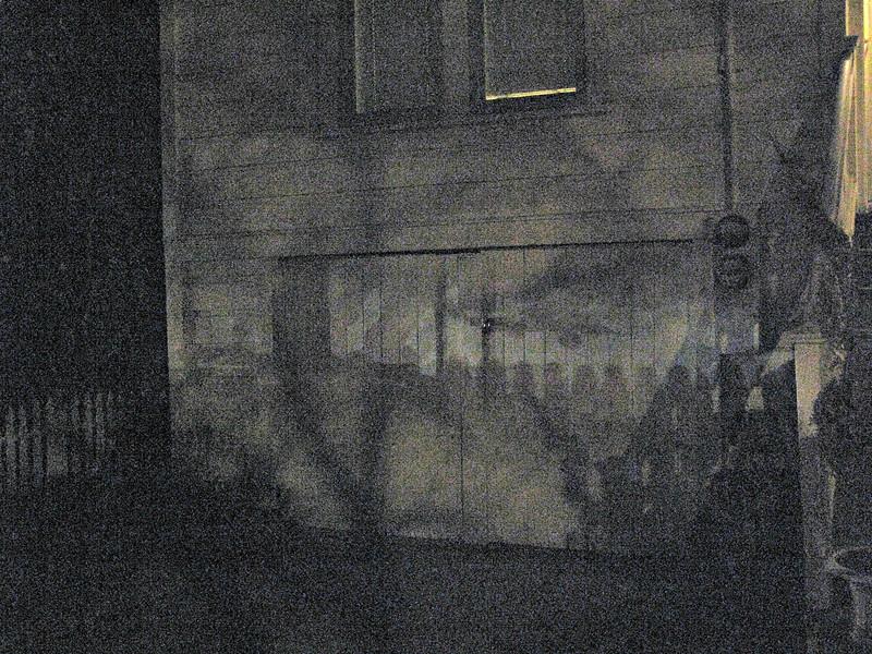 Garage door, Santa Rosa