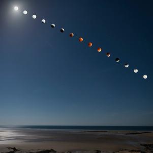 Chapelet de l'éclipse totale de Lune du 28 septembre 2015