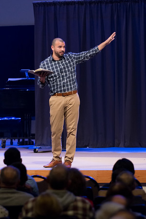 Worship Services - Noe Garcia,Pastor