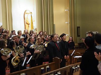 Noel - UConn Festival Chorus, Collegium, Hornacopia