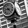 Saint-John clock