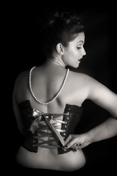 Model: Amy Janette<br /> Makeup & Hair: Morgan McDonnell