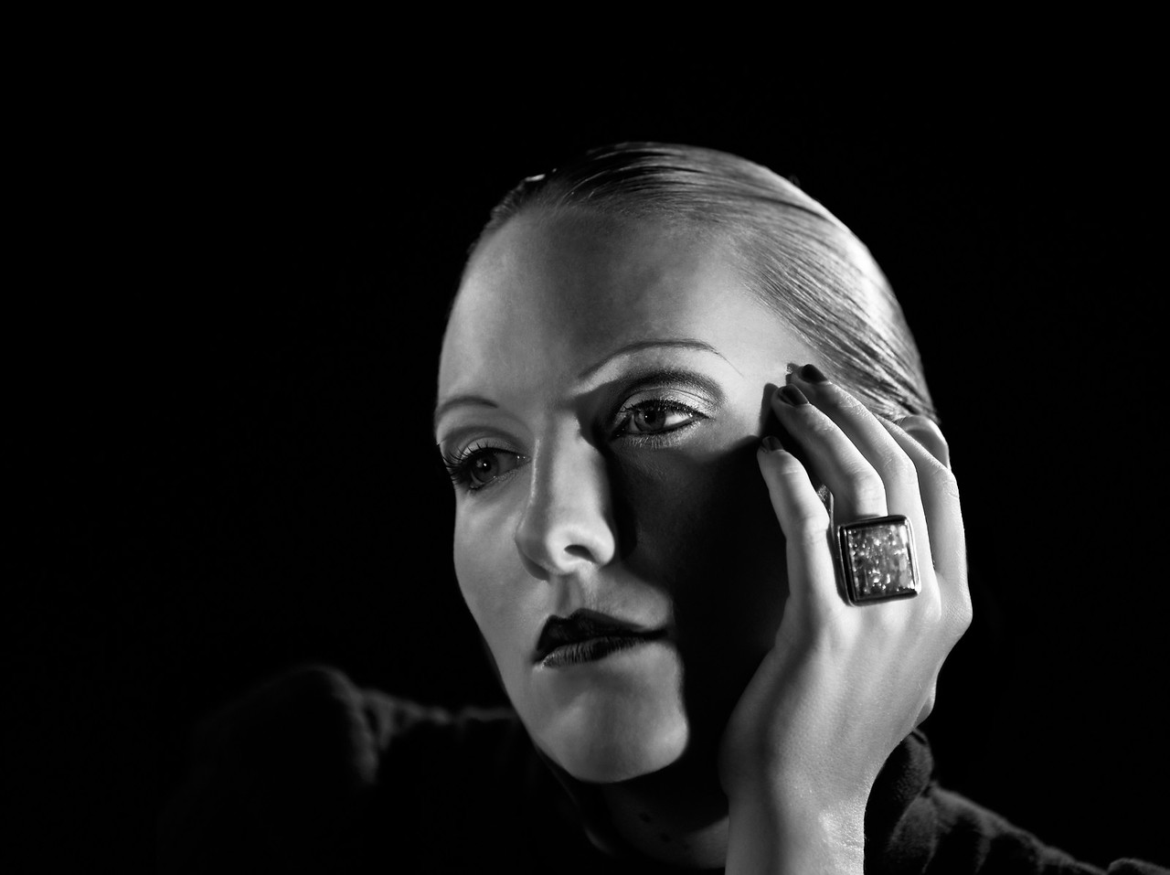 Model: Jillian Wahlquist<br /> Makeup & Hair: JoAnn Orr
