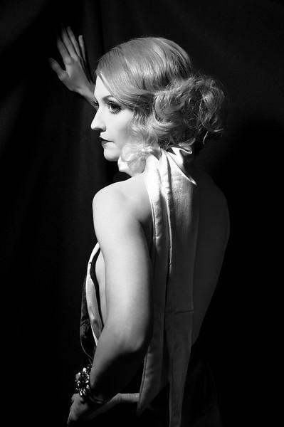 Model: Jennifer Yarbrough<br /> Makeup & Hair: JoAnn Orr