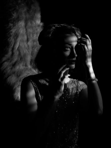 Model: Devon Patrice<br /> Makeup: Kitty Dee<br /> Hair: Stella Mutrux