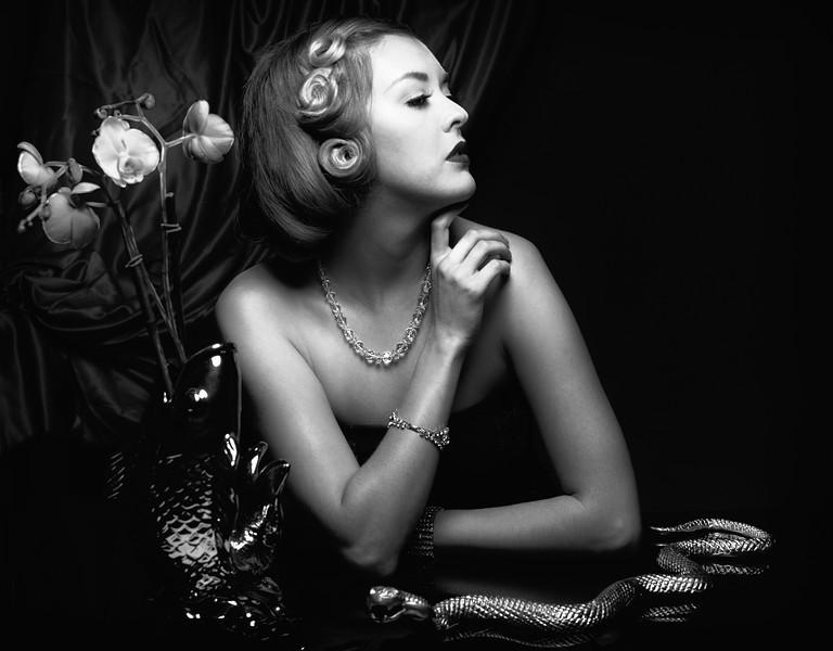Model, Makeup, Hair: Morgan McDonnell