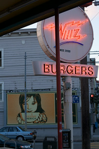 Whiz Burgers Feeds the World