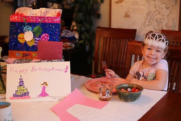 Noleen's 5th Birthday