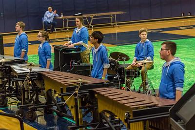 3-11-2017 Nomad Percussion at TRWEA Kiski