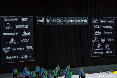 4-20-2018 Nomad Indoor at WGI Percussion Championship Semi-Finals