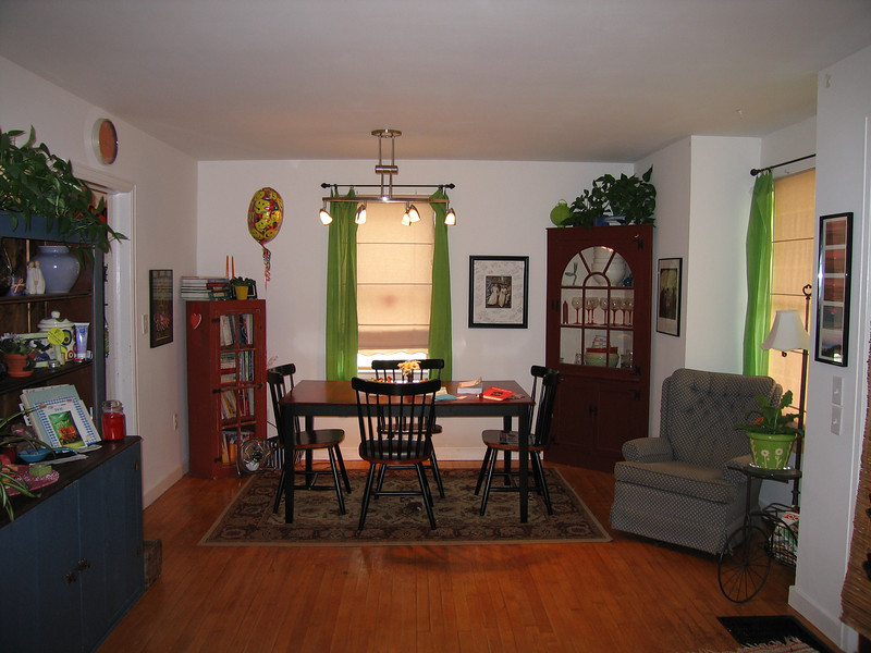 25 Dining Area Single